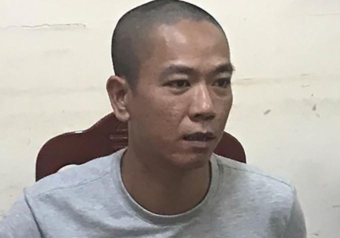Chủ mưu vụ cướp BIDV Ngọc Khánh từng là tổng giám đốc doanh nghiệp, xin đi tù vì nợ nần