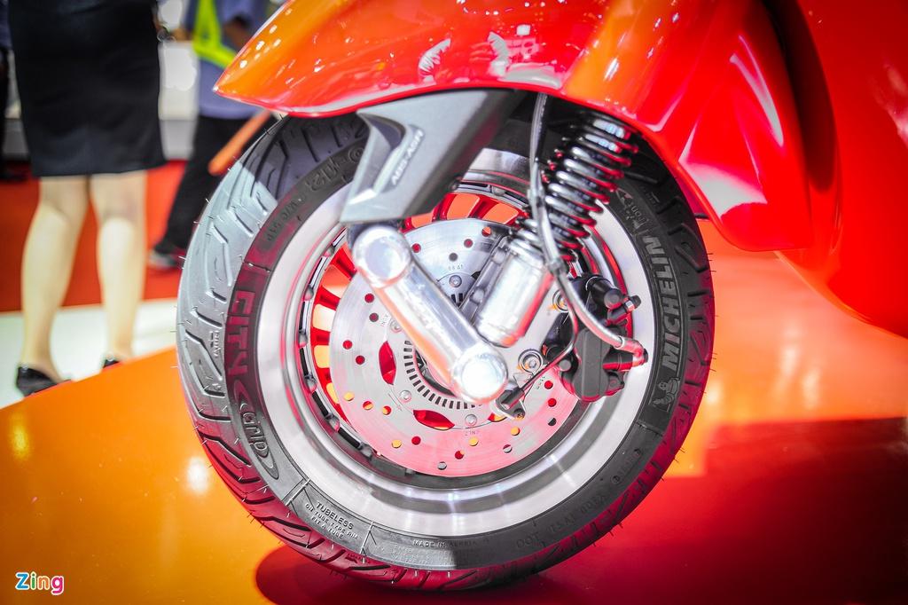 Honda SH và những mẫu xe tay ga bản giới hạn giá trăm triệu tại VN - 28