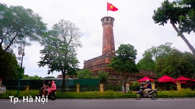 Video: Toàn cảnh Hà Nội - Đà Nẵng - TP.HCM vắng vẻ ngày cuối tuần, người dân hạn chế ra ngoài để phòng dịch COVID-19 - 2