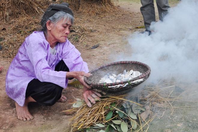 Nướng đất để ăn ở Vĩnh Phúc - 8