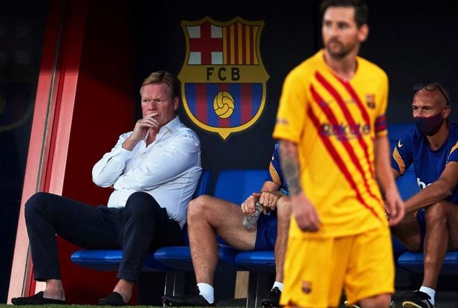 Messi đá chính, Barca thắng nhẹ nhàng trận khởi động cho mùa giải mới