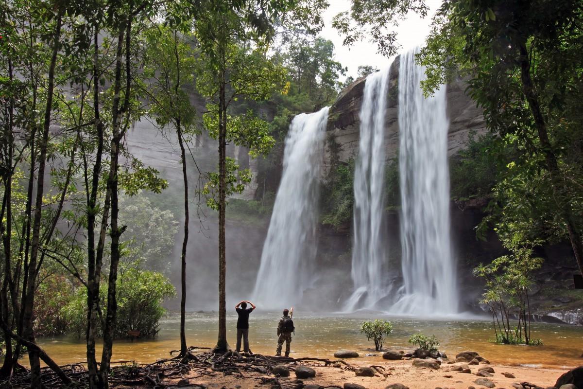 Công viên Quốc gia Thái Lan gửi rác lại cho du khách qua đường bưu điện
