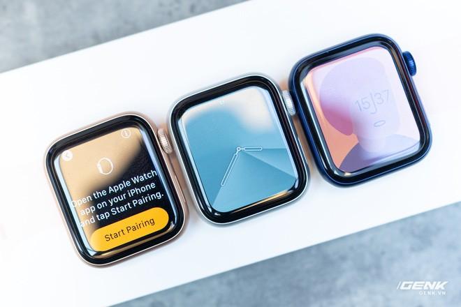 Trên tay Apple Watch Series 6: Tính năng ăn tiền nhất lại không sử dụng được ở Việt Nam - 13