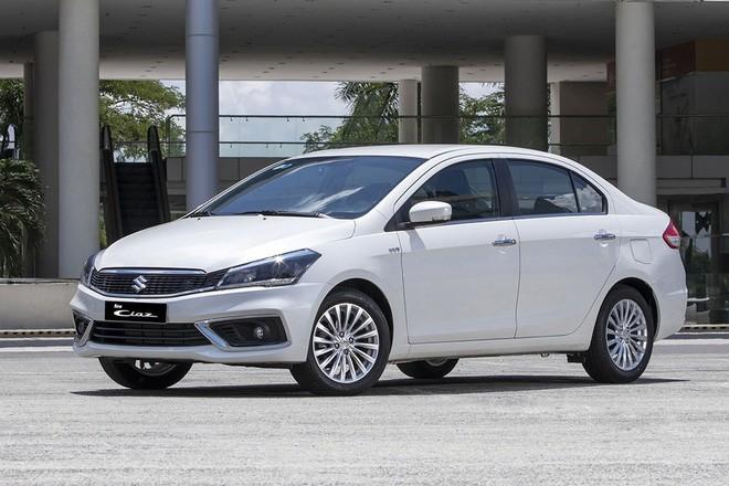 Thực hư loạt công nghệ 'khủng' trên Suzuki Ciaz 2020 giá 529 triệu sắp ra mắt Việt Nam, cạnh tranh Toyota Vios