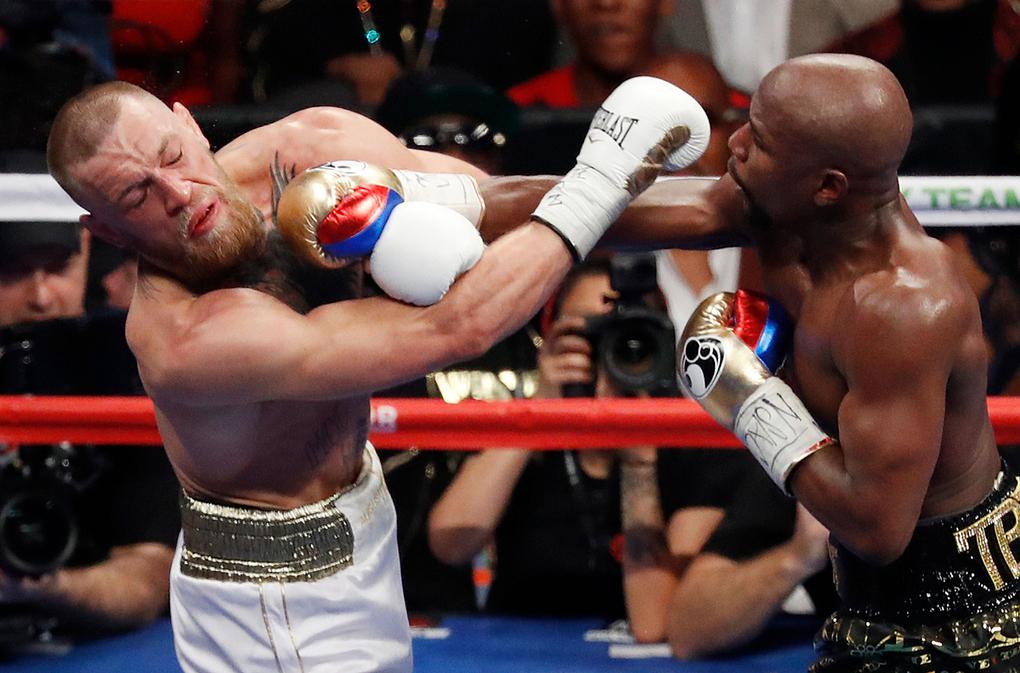 Mayweather đòi 300 triệu USD để đấu McGregor