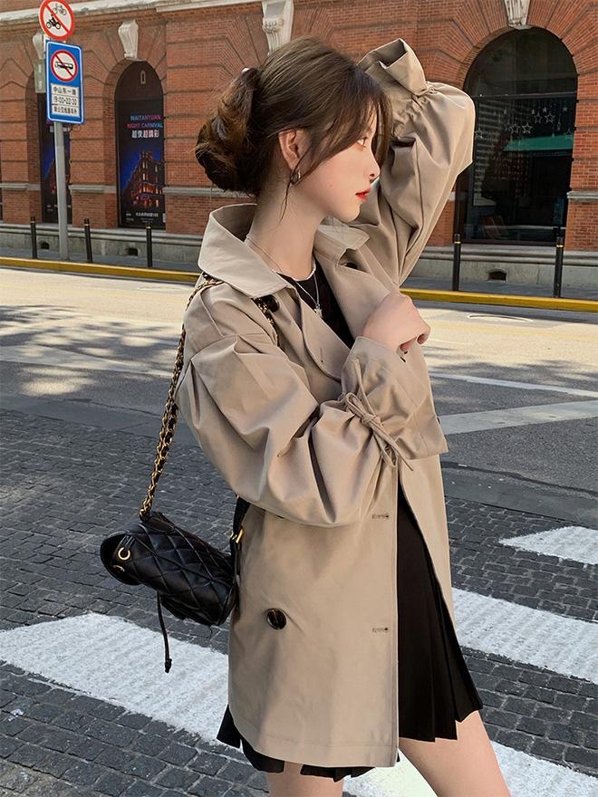 Lạnh thế này diện trench coat là 'perfect', nhưng không phải chị em nào cũng biết mix đồ cho thời thượng đâu nhé! - 7