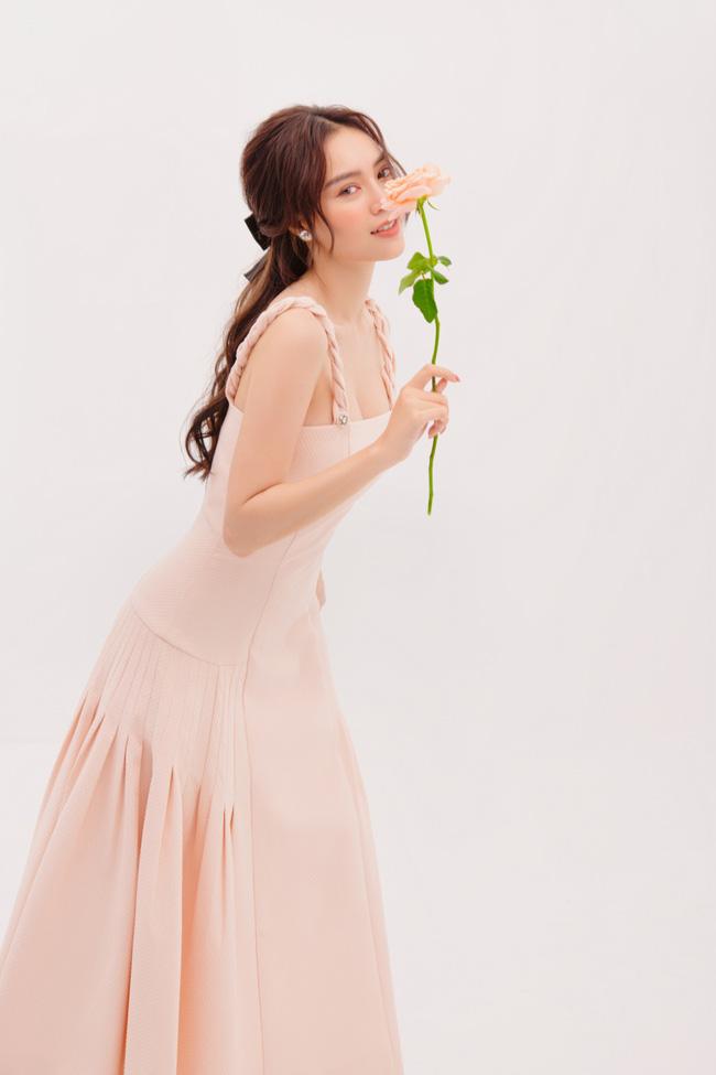 Ninh Dương Lan Ngọc làm quý cô 'sang chảnh', nhan sắc tuổi 30 gây choáng ngợp - 4