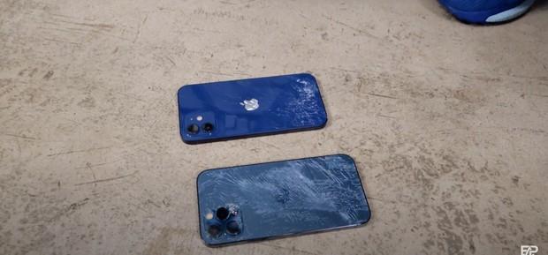 Tin buồn cho các hãng bán kính cường lực, màn hình mới trên iPhone 12 thực sự rất bền! - 2