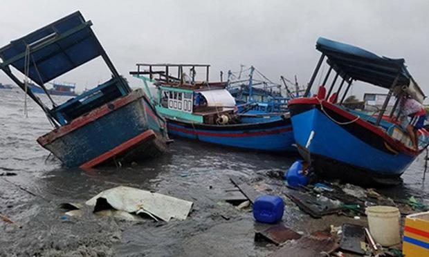 Nhìn lại những cơn bão với sức tàn phá kinh hoàng, được so sánh mạnh tương đương bão số 9 năm nay tại Việt Nam - 31