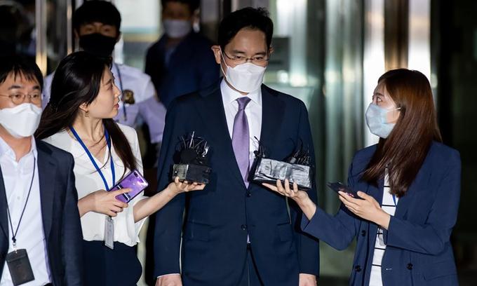 'Thái tử Samsung' có thể chưa được kế vị ngay