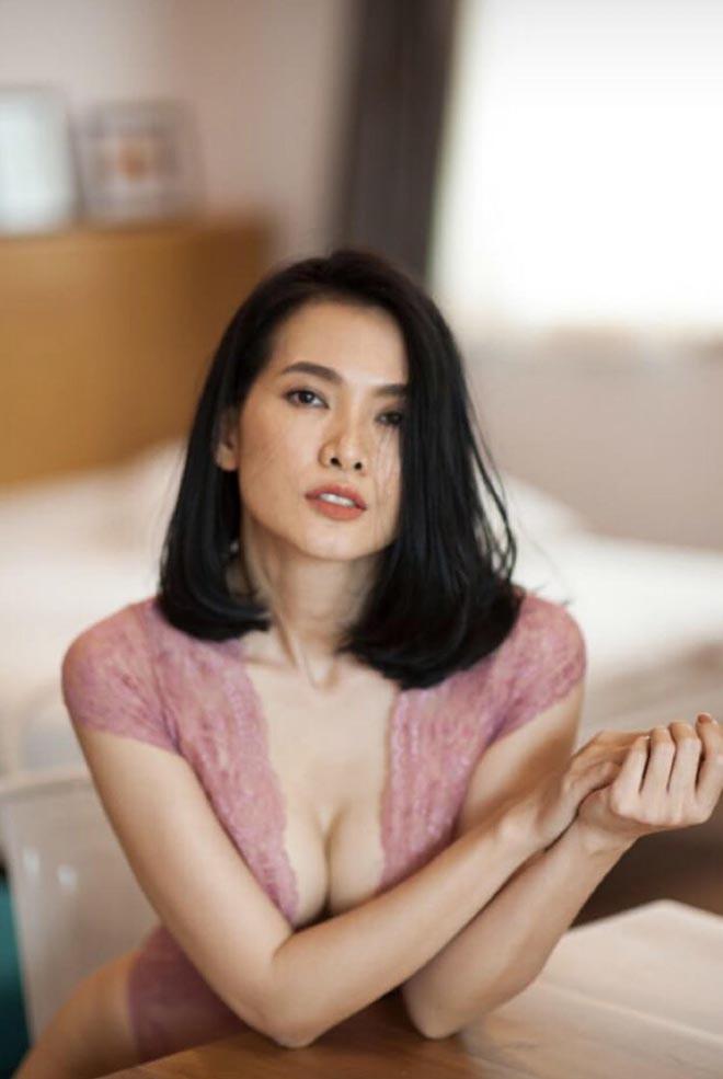 Nhan sắc và cuộc sống độc thân ở tuổi 38 của siêu mẫu Anh Thư - 4