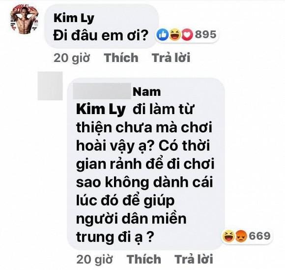 Kim Lý vừa bị chê thiếu tinh tế với bạn gái, Hà Hồ ngay lập tức có động thái ngầm bênh vực? - 1
