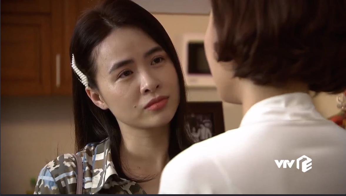 Lửa ấm tập 34: Minh có ý định bù đắp cho mẹ con Ngọc khi anh nhìn thấy ảnh con gái - 12
