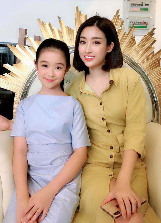 Tiểu mỹ nhân gây chú ý khi đọ sắc với loạt Hoa hậu, profile hoá ra cũng rất xịn sò - 12