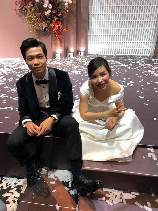 So ảnh tự đăng và bị tag của dàn WAGs Việt trong ngày cưới, cô dâu nào cân đẹp mọi khoảnh khắc? - 2