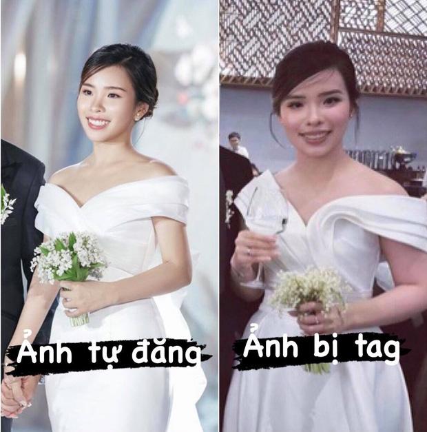 So ảnh tự đăng và bị tag của dàn WAGs Việt trong ngày cưới, cô dâu nào cân đẹp mọi khoảnh khắc?