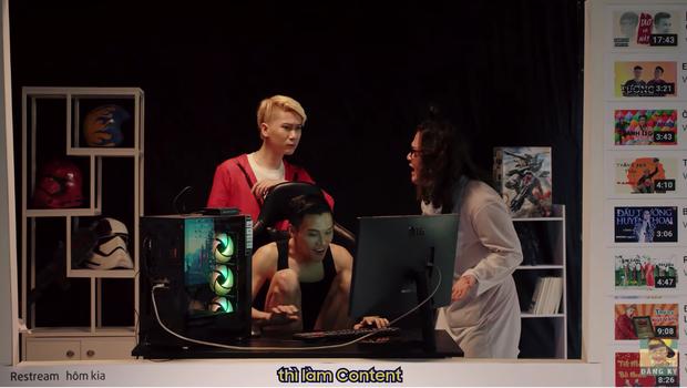 'Thợ lặn' Vanh Leg bất ngờ comeback sau 2 năm biến mất, từ Bà Tân đến hiện tượng 1977 Vlog đều làm 'cameo' ráo - 5