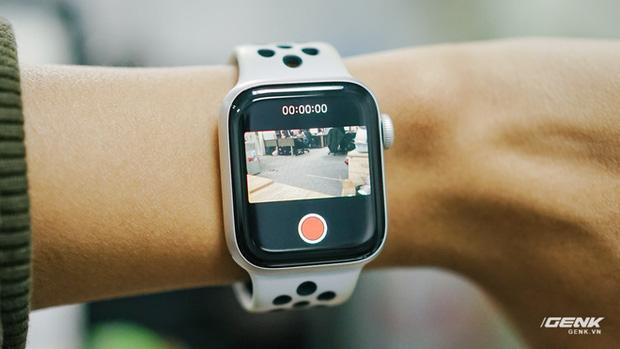 Hoá ra có thể dùng Apple Watch để làm công cụ quay vlog cực kỳ tiện - 2