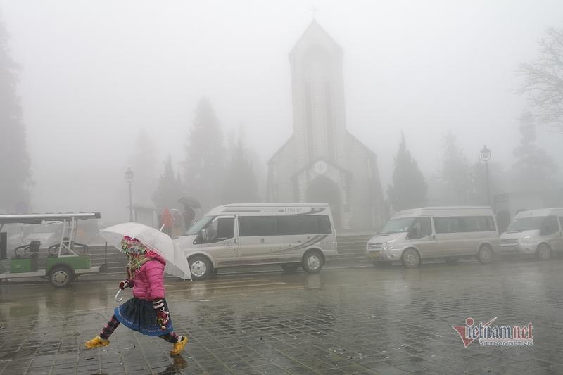 Nhà thờ cổ chìm trong sương, Sa Pa mộng mơ như cổ tích - 5