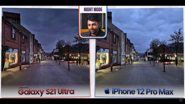 iPhone 12 Pro Max và Samsung Galaxy S21 Ultra - Điện thoại nào chụp ảnh tốt hơn? - 2
