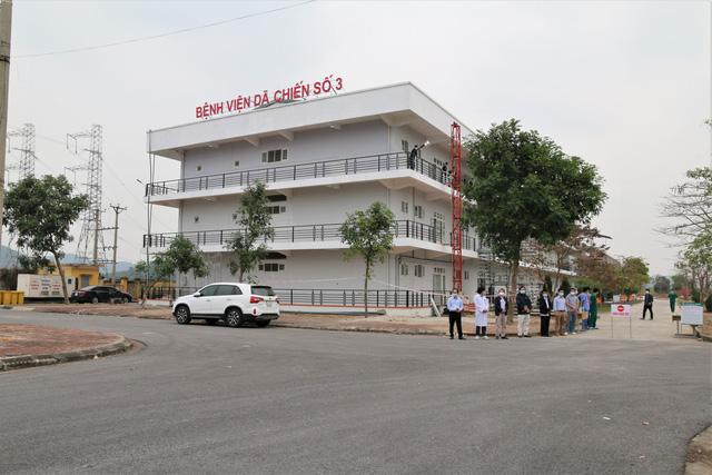 Bệnh viện Dã chiến số 3 Hải Dương đã sẵn sàng đón bệnh nhân Covid-19 - 1