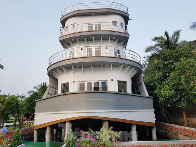 Chiêm ngưỡng 'căn nhà du thuyền' 5 tỷ độc nhất miền Tây - 6