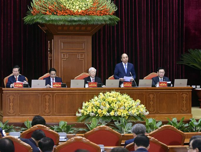 CHÙM ẢNH: Khai mạc Hội nghị Trung ương 2 - 7