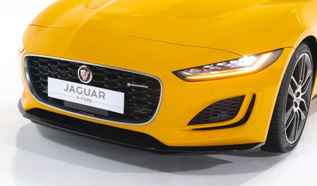 Jaguar F-Type 2021 giá từ hơn 5,6 tỷ tại Việt Nam: Thiết kế mới, bản cao nhất chênh gần 10 tỷ, động cơ mạnh ngang Lamborghini Huracan - 9