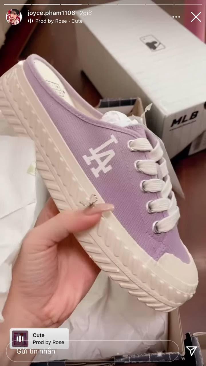 Đẳng cấp chịu chơi như Joyce Phạm: Đã shopping là phải xách cả núi hàng hiệu về nhà, mua 1 kiểu giày nhưng phải 5 đôi 5 màu mới chịu! - 3