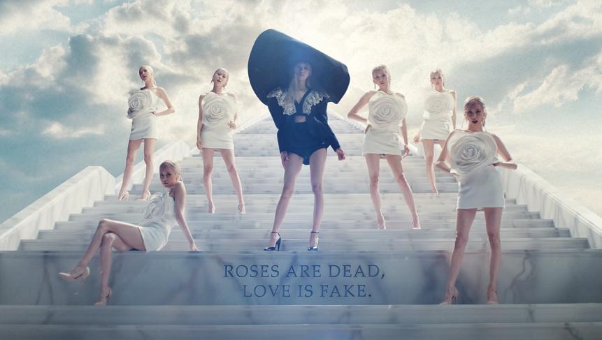 Rosé (Black Pink) mặc thiết kế số 57 của Công Trí, netizen lại gọi tên Đỗ Mạnh Cường vì một phân cảnh 2 giây - 5