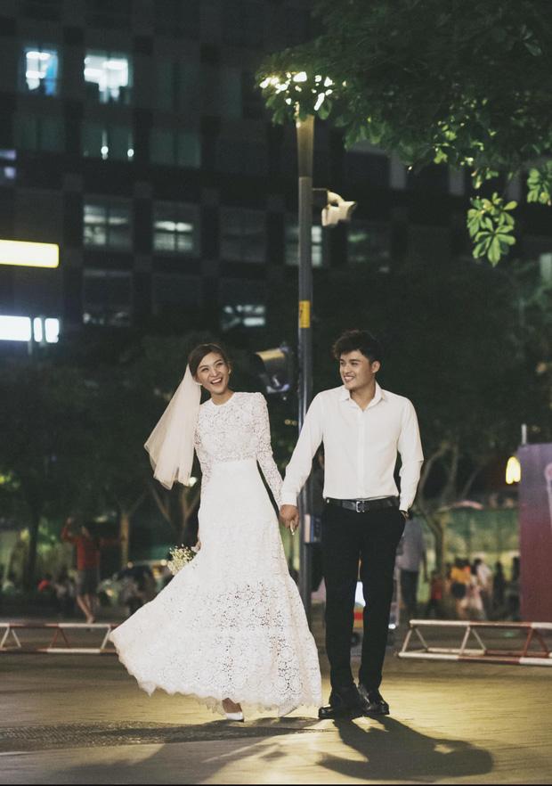 1 năm sau ngày cưới, cặp duy nhất kết hôn ở Người Ấy Là Ai vẫn khiến con dân ghen tỵ khi liên tục phát 'cẩu lương' - 5