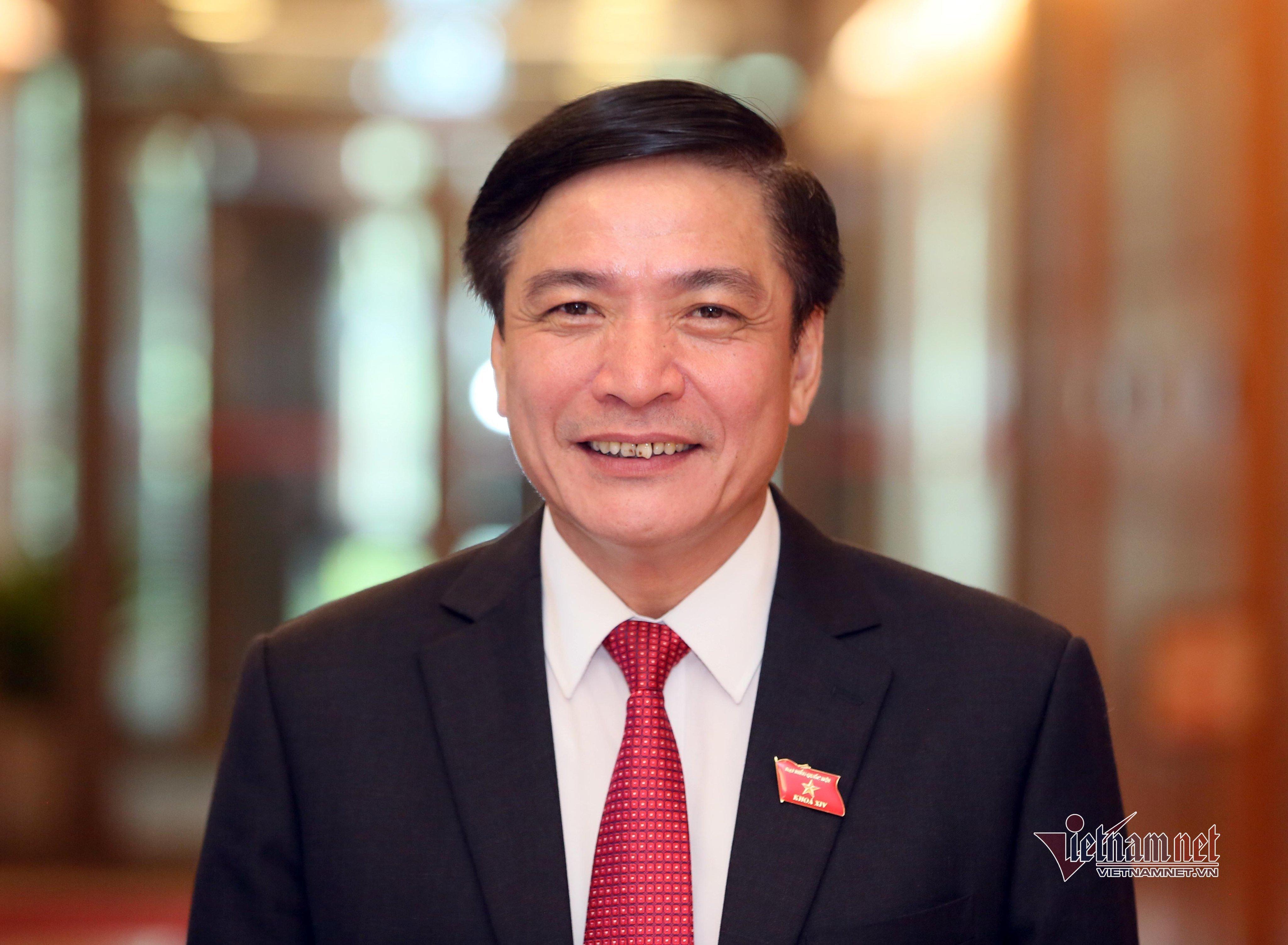 Bí thư Đắk Lắk Bùi Văn Cường được giới thiệu bầu làm Tổng thư ký Quốc hội - 2