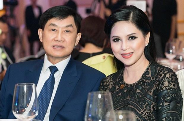 Diễn viên Thuỷ Tiên đã được bố chồng tỷ phú của Tăng Thanh Hà 'cưa đổ' thế nào? - 3