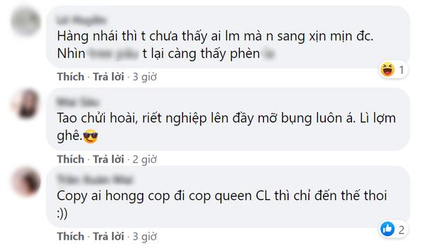 Chi Pu lại bị phát hiện giống y sì CL ở MV nhạc phim Thiên Thần Hộ Mệnh - 3