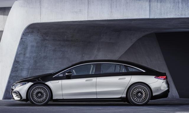 Ra mắt Mercedes-Benz EQS - Khi Mercedes muốn thế giới biết thế nào là xe điện hạng sang - 7