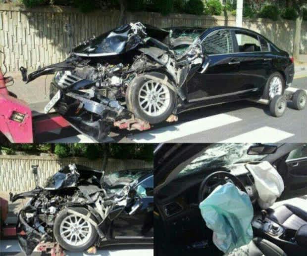 12 diễn viên Hàn Quốc suýt chết vì tai nạn giao thông: Lee Min Ho sợ phim hành động sau cú va chạm ở City Hunter - 21
