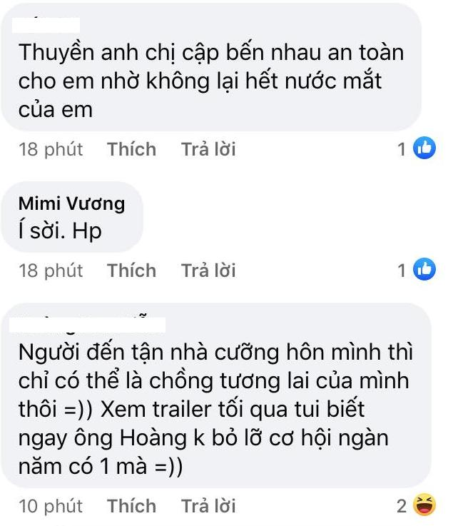 Hướng dương ngược nắng: Fan bấn loạn với nụ hôn trong đêm của Minh - Hoàng nhưng phản ứng của Hồng Đăng lại khiến dân tình 'tụt mood' - 10