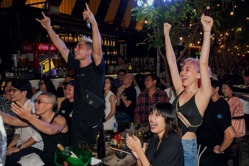 Ngô Thanh Vân mở tiệc mừng đóng máy 'Thanh Sói' sau hành trình quay kỷ lục - 6
