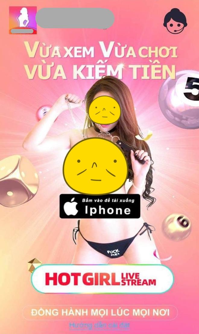 Hot TikToker Lê Bảo bị lên án khi ngang nhiên quảng cáo ứng dụng 18+ lên fanpage 2,1 triệu follow: Kiếm tiền bất chấp? - 5
