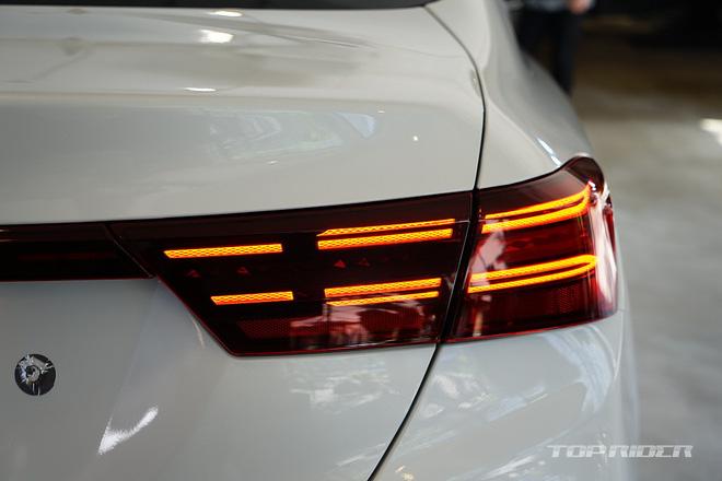 Chi tiết Kia Cerato 2021 ngoài đời thực: 4 biến thể, 'option' miên man, giá quy đổi từ 360 triệu đồng - 4