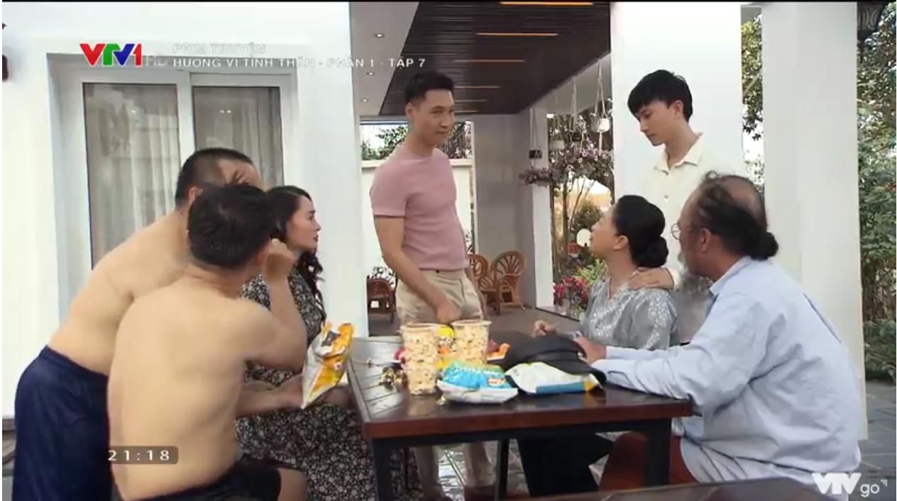 Hương vị tình thân tập 7: Ông Sinh sợ gặp lại Phương Nam sẽ thành gánh nặng cho cô - 17