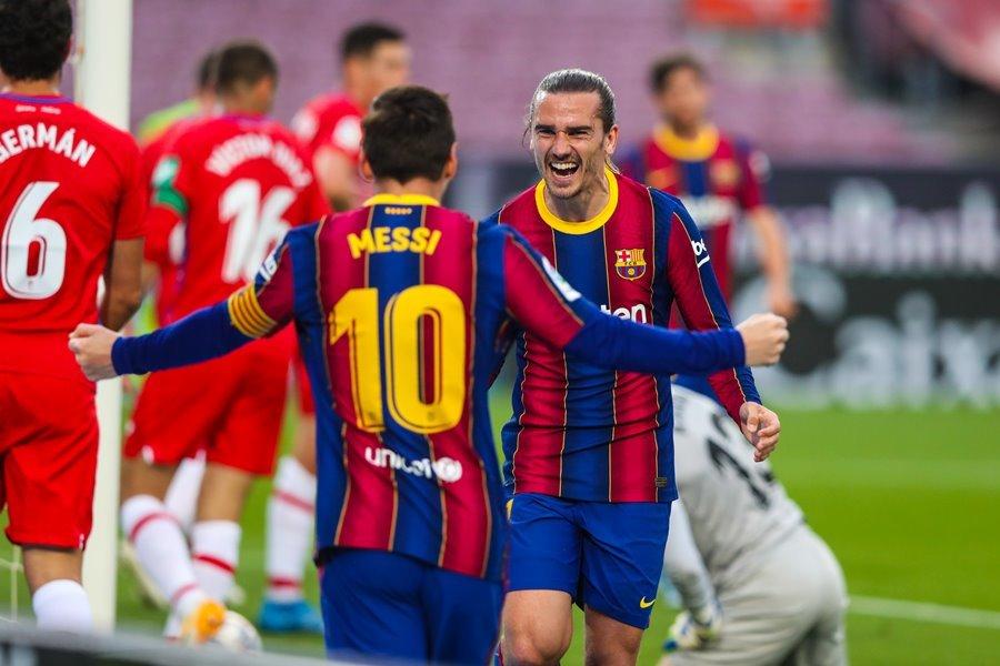 Thua sốc bại tướng của MU, Barca lỡ cơ hội lên đỉnh bảng - 2