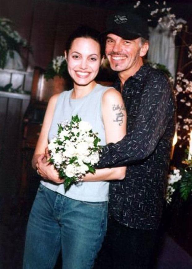 Đời chồng thứ 2 của Angelina Jolie: Nàng lại làm Tuesday, chàng 'đá' hôn thê ngang nhiên cưới nàng và 101 chuyện ân ái gây sốc - 2