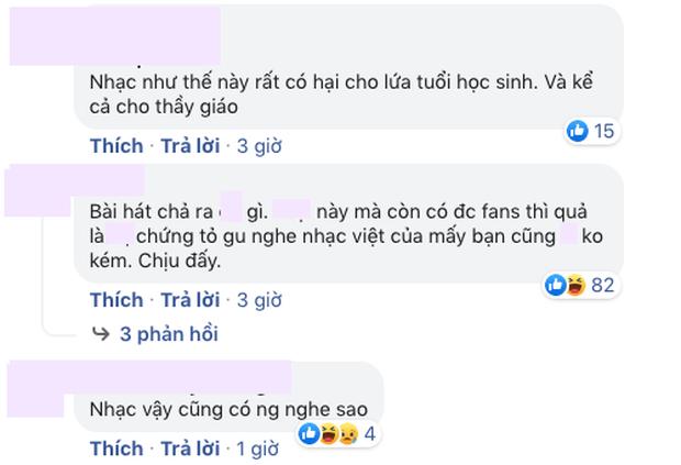 Netizen tranh cãi về tên bài hát mới của BigDaddy khi dùng ngôn từ nhạy cảm về phụ nữ - 2