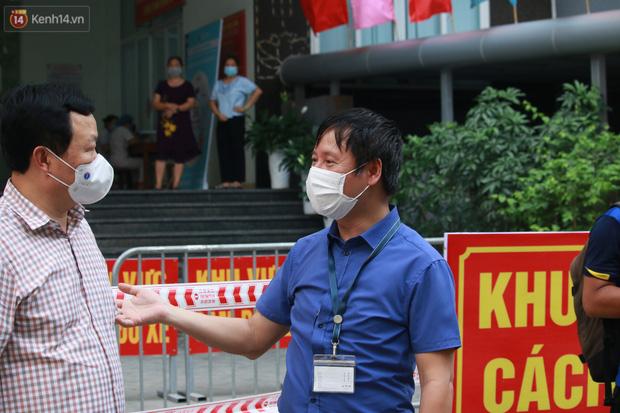 Hà Nội: Cách ly tạm thời chung cư 187 Nguyễn Lương Bằng, truy vết trường hợp tiếp xúc với ca mắc Covid-19 - 5