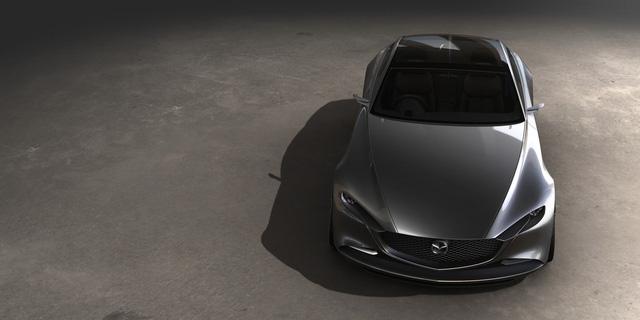 Mazda6 thế hệ mới được ví là đối thủ xứng tầm của BMW - 3