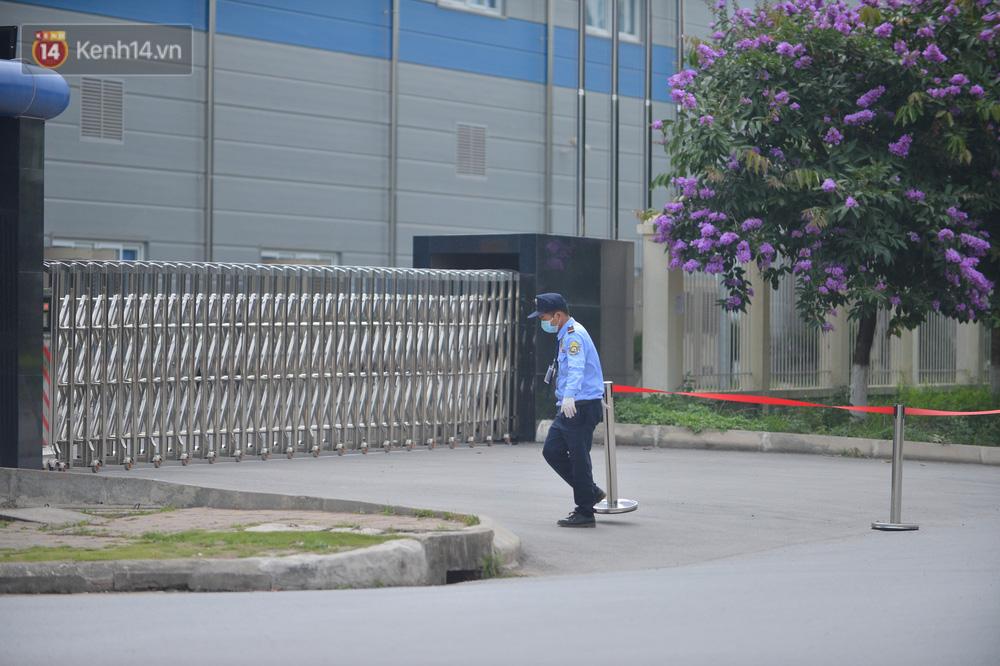 Cận cảnh phong toả công ty Hosiden - 'ổ dịch' hơn 200 ca Covid-19 ở Bắc Giang - 8
