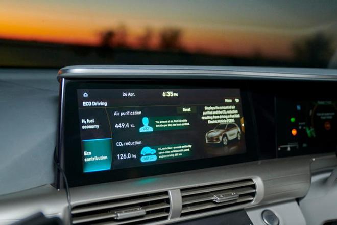 Mẫu ô tô Hyundai lập kỷ lục thế giới, chạy gần 900 km chỉ với 1 bình nhiên liệu nạp đầy - 3