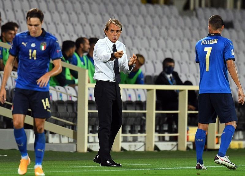 Danh sách tuyển Ý sau bản hợp đồng mới của Mancini