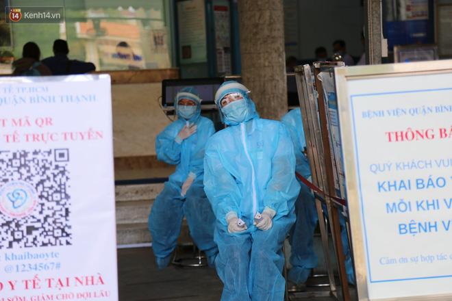 NÓNG: BV quận Bình Thạnh tạm đóng cửa, ngưng nhận bệnh nhân vì liên quan đến ca nghi nhiễm Covid-19 - 11